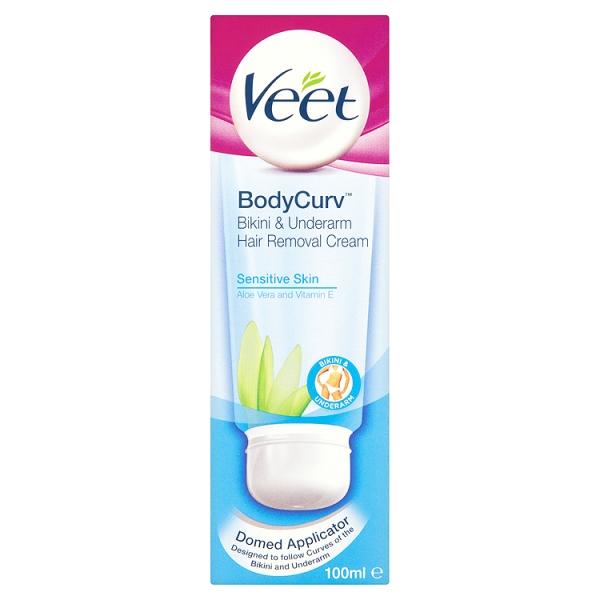 Bikini line hair removal cream veet